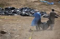 Iraq: Phát hiện 158 thi thể trong một hố chôn tập thể ở Tikrit