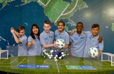 Gazprom đưa giải bóng đá hữu nghị dành cho trẻ em tới Việt Nam