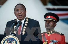 Tổng thống Kenya muốn thúc đẩy thương mại và đầu tư với Anh