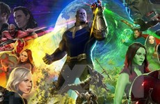"""""""Avengers: Infinity War"""" gây sốt toàn cầu, lập kỷ lục chưa từng có"""