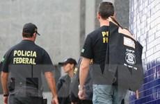 Brazil triệt phá đường dây rửa tiền quốc tế liên quan đến chính trị