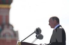 Tổng thống Nga Putin khẳng định Hồng quân Liên Xô đã đánh bại Phátxít