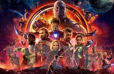 """""""Avengers: Infinity War"""" làm mưa làm gió tại thị trường Trung Quốc"""