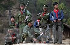 Nhiều người thương vong do đụng độ tại miền Bắc Myanmar