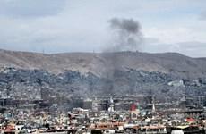 Iraq không kích phá hủy bộ chỉ huy của IS tại Syria