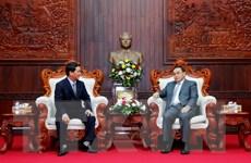 Tăng cường hợp tác giữa hai Cơ quan Mặt trận Việt Nam và Lào