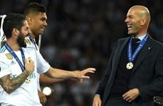 Ai sẽ là người thay thế Zinedine Zidane ở Real Madrid?