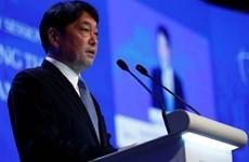 """Đối thoại Shangri-La 2018: Nhật - Hàn """"đấu khẩu"""" về Triều Tiên"""