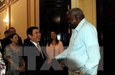 Cuba đánh giá cao kinh nghiệm phát triển của Thành phố Hồ Chí Minh