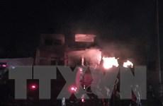 Nhiều người thương vong trong vụ nổ pháo hoa ở Mexico
