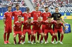 World Cup 2018: FIFA đánh giá Nga là đội bóng yếu nhất giải