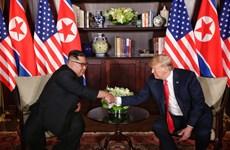 Ông Kim và Trump đã nói gì với nhau khi gặp gỡ trực tiếp?