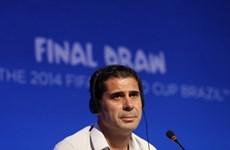 World Cup 2018: Fernando Hierro & Sứ mệnh trấn an Tây Ban Nha
