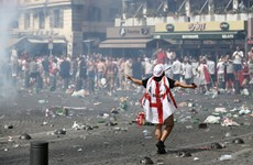 World Cup 2018: Anh tăng cường trấn áp hooligan