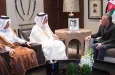 Qatar nối dài danh sách các nước trợ giúp tài chính cho Jordan