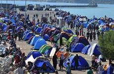 EU lên kế hoạch thiết lập các trung tâm tiếp nhận người di cư