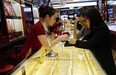 Giá vàng tại thị trường châu Á giảm 0,3% do đồng USD mạnh lên