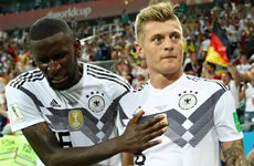World Cup 2018: Bảng F - Đức và mệnh lệnh phải thắng trước Hàn Quốc