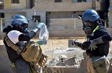 OPCW thông qua dự thảo về mở rộng quyền hạn ở Syria
