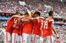 Vòng 1/8 World Cup 2018: Nga sẵn sàng cho trận đấu với Tây Ban Nha