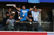 World Cup 2018: Maradona sẵn sàng dẫn dắt Argentina miễn phí