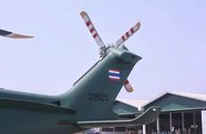 Máy bay quân đội Thái Lan hạ cánh khẩn cấp tại biên giới với Myanmar