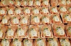 Trung Quốc bãi bỏ lệnh cấm nhập khẩu thịt gia cầm của Đức