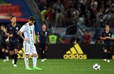 "World Cup 2018: Sự ""biến mất"" bí ẩn của Lionel Messi"