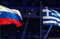 Moskva triệu Đại sứ Hy Lạp, phản đối vụ trục xuất nhà ngoại giao Nga