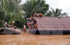 Thái Lan và Hàn Quốc hỗ trợ vụ vỡ đập thủy điện ở Lào