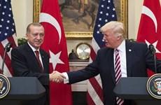 Quan hệ Mỹ-Thổ Nhĩ Kỳ có thể được cứu vãn nếu Mỹ có thiện chí