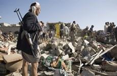 Phiến quân Houthi sẵn sàng ngừng bắn đơn phương ở Biển Đỏ