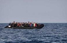 Libya giải cứu gần 600 người di cư đang lênh đênh trên biển