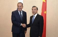 Hội nghị AMM 51: Nga-Trung Quốc khẳng định quan hệ đối tác chiến lược