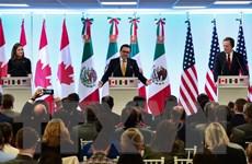 Mexico và Mỹ tìm cách thúc đẩy tiến trình đàm phán NAFTA