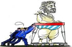 Hy Lạp nhận khoản cứu trợ tài chính quốc tế cuối cùng