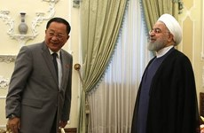 Iran muốn thúc đẩy và phát triển hợp tác với Triều Tiên