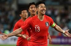 ASIAD 2018: Các tiền đạo Hàn Quốc tin tưởng vào chiến thắng