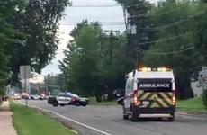 Cảnh sát Canada bắt giữ nghi can vụ nổ súng tại Fredericton