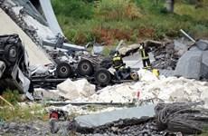 Vụ sập cầu cạn tại Italy: Hệ thống cơ sở hạ tầng bộc lộ nhiều vấn đề