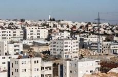 Israel thông qua kế hoạch xây 1.000 nhà định cư ở Bờ Tây