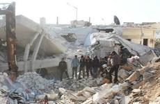 Nga cáo buộc Mỹ chuẩn bị viện cớ vũ khí hóa học để tấn công Syria