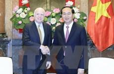 [Video] John McCain: Người cống hiến không ngừng cho quan hệ Việt-Mỹ