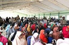 Nữ sinh Nigeria bị bắt cóc cầu cứu Tổng thống M.Buhari