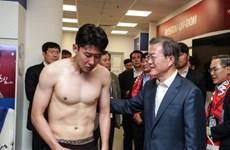 Son Heung-min: Người khổng lồ trong một đấu trường tí hon