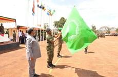 Lực lượng phản ứng nhanh các nước châu Phi tập trận tại Uganda