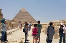 Ngành du lịch Ai Cập đang phục hồi mạnh mẽ sau biến cố chính trị