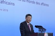 Trung Quốc cam kết tám sáng kiến lớn với các nước châu Phi