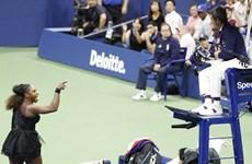 """[Video] Chi tiết giây phút Serena Williams """"sôi máu"""" tại US Open"""