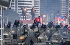 [Video] Lễ diễu binh nhân dịp 70 năm Quốc khánh của Triều Tiên